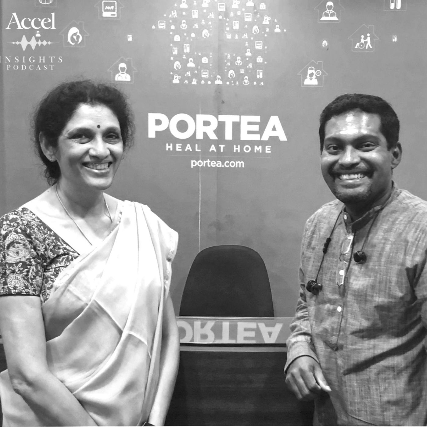 INSIGHTS #27 — Serial entrepreneur Meena Ganesh on creating impact on people's lives