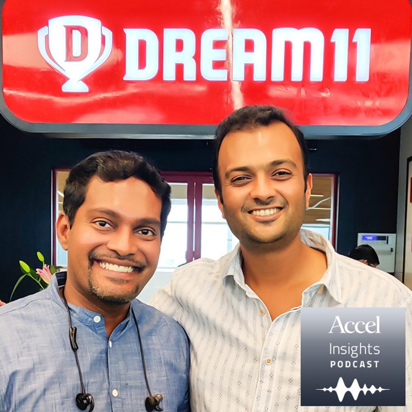 INSIGHTS#33 Harsh Jain on building Dream11- India's biggest fantasy sports platform