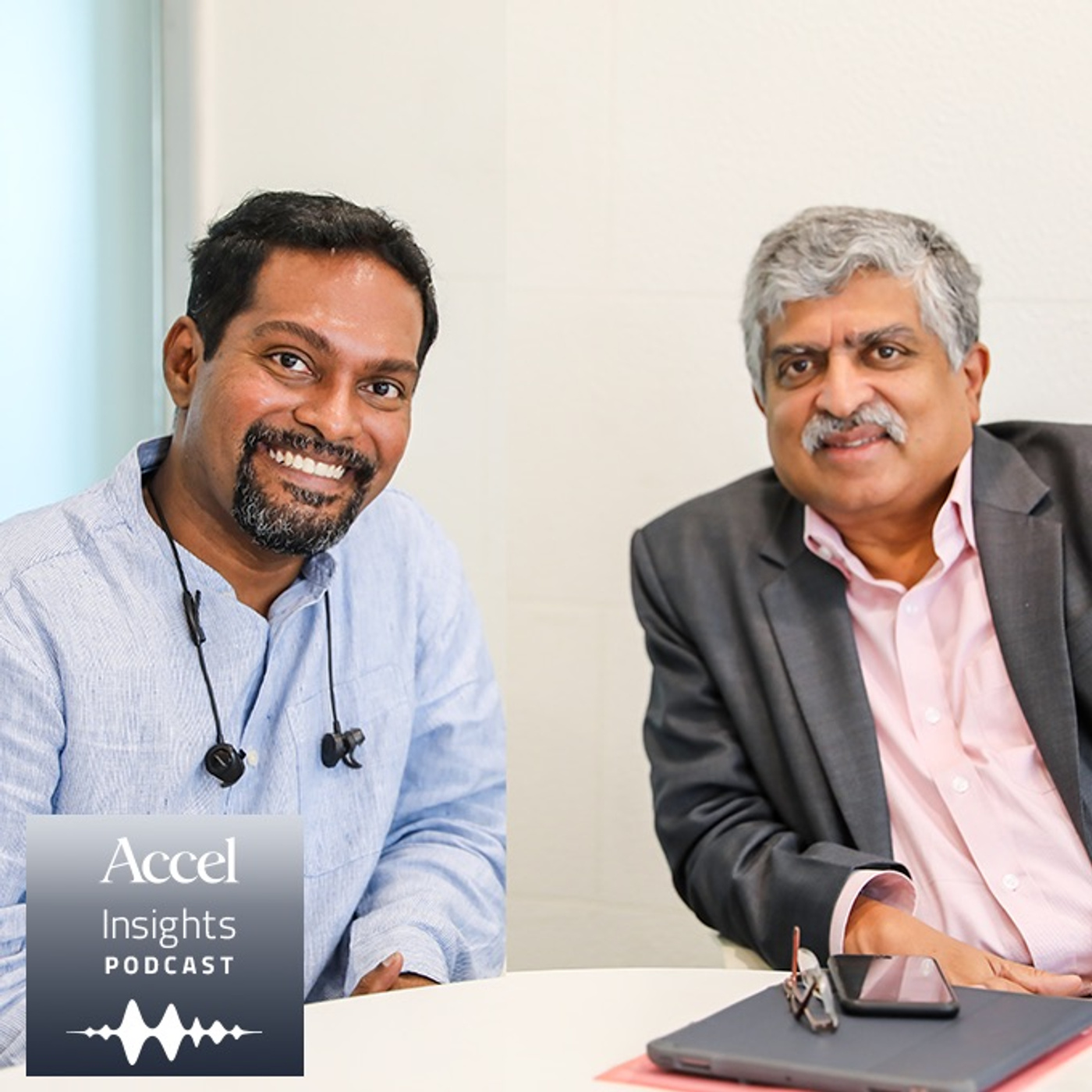 INSIGHTS #35 – Nandan Nilekani shares his journey from building Infosys to rolling out Aadhaar