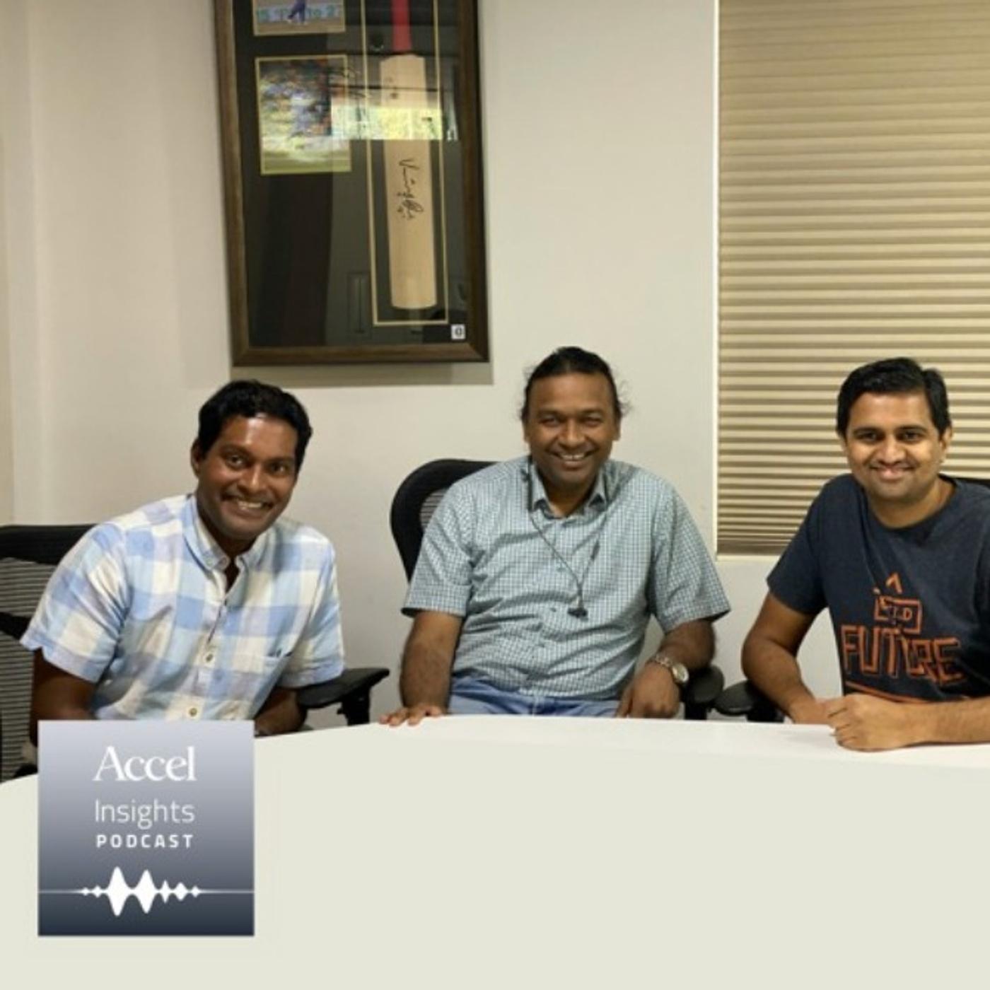 INSIGHTS#46 – Building SaaS business out of India for the global market: Shekhar Kirani & Krish Subramanian