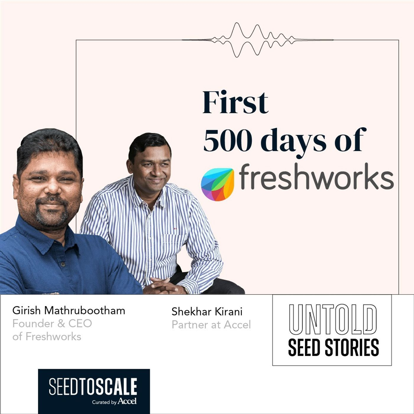 INSIGHTS #62 – Untold Seed Stories: First 500 Days of Freshworks