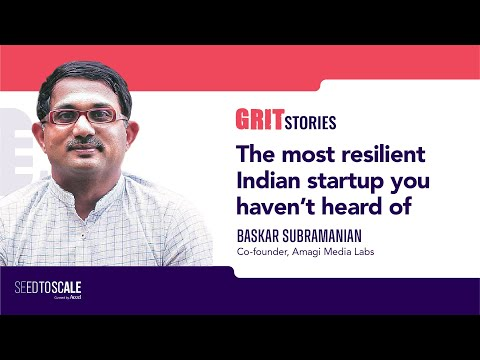 INSIGHTS #69: GRIT Stories | The most resilient Indian startup you haven't heard of