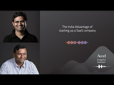Building SaaS business from India for the global market – SEED TO SCALE INSIGHTS#46