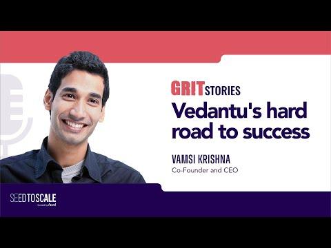 INSIGHTS #66: GRIT Stories | Vedantu's Hard Road to Success by Vamsi Krishna